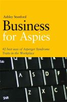 Business for Aspies