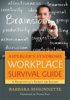 Asperger's Syndrome Workplace Survival Guide