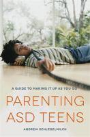 Parenting ASD Teens