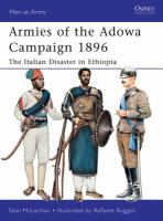 Armies of the Adowa Campaign, 1896