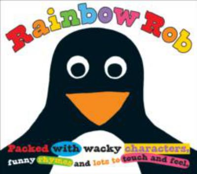 "Book Cover - Rainbow Rob"" title=""View this item in the library catalogue"