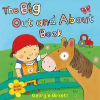 Big Out And About Book