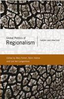 Global Politics of Regionalism