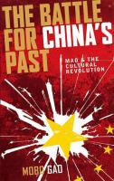 The Battle for China's Past