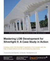 Mastering LOB Development for Silverlight 5