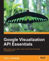 Google Visualization API Essentials