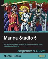Manga Studio 5 Beginner's Guide