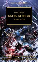 Know No Fear