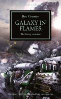 Galaxy in Flames