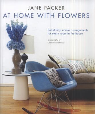 At Home with Flowers book cover