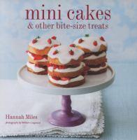 Mini Cakes & Other Bite-size Treats