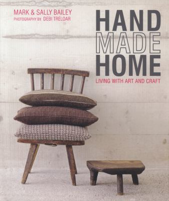 Hand Made Home book cover