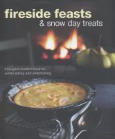 Image: Fireside Feasts & Snow Day Treats