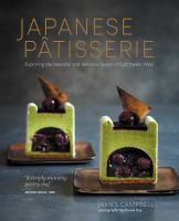 Japanese Pâtisserie