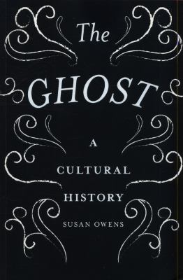 The Ghost: A Cultural History(book-cover)