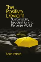 The Positive Deviant