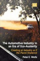 The Automotive Industry in A Era of Eco-austerity