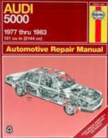 Audi Owners Workshop Manual