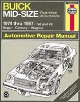 Buick Regal And Century Automotive Repair Manual, 1974 Thru 1987