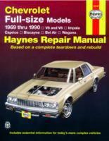 Chevrolet Full-size Automotive Repair Manual