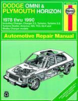 Dodge Omni & Plymouth Horizon Automotive Repair Manual