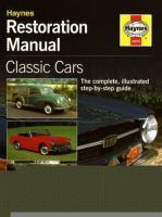 Restoration Manual