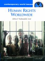 Human Rights Worldwide