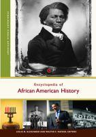 Encyclopedia of African American History
