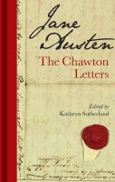 The Chawton Letters