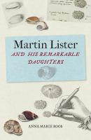 Martin Lister and His Remarkable Daughters