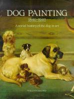 Dog Painting 1840-1940