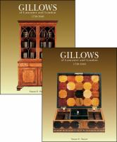 Gillows of Lancaster and London, 1730-1840