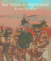 War Artists in Afghanistan