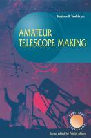 Amateur Telescope Making