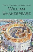 The Poems & Sonnets of William Shakespeare ; With An Introduction and Bibliography