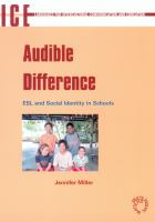 Audible Difference