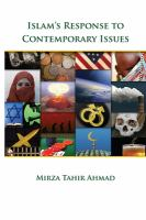 Islam's Response to Contemporary Issues