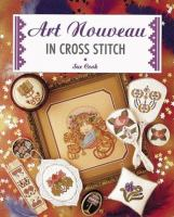 Art Nouveau in Cross Stitch