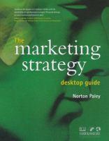 Marketing Strategy Desktop Guide