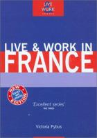 Live & Work in France