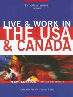 Live & Work In USA & Canada