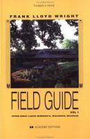 Frank Lloyd Wright Field Guide