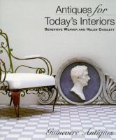 Antiques for Today's Interiors