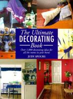 The Ultimate Decorating Book