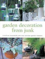Garden Decoration From Junk