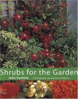 Shrubs for the Garden