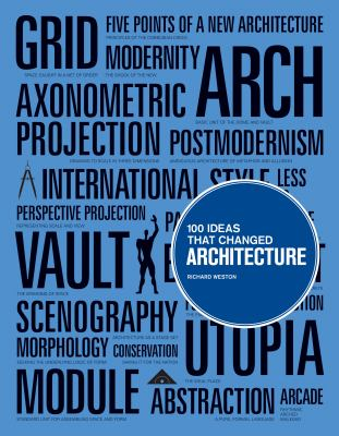 100 Ideas that Changed Architecture book cover