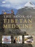 The Book of Tibetan Medicine