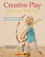 Creative Play for your Toddler