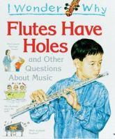 I Wonder Why Flutes Have Holes